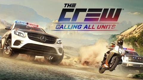The Crew Calling All Units - Trailer de Anuncio ES
