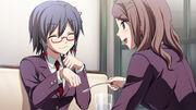 Naho and Sayaka