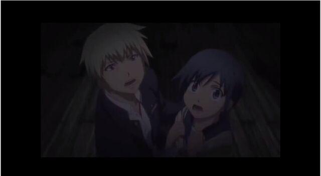 File:Be scared Yoshiki and Ayumi.jpg