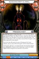 Masochist (FFG)