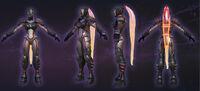 Nova - Master cosplay