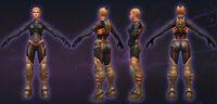 Nova - Spectre cosplay 1