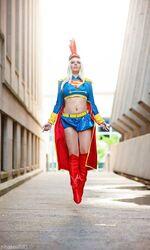 Lisa Lou Who - Supergirl