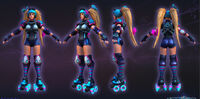 Nova - Roller cosplay