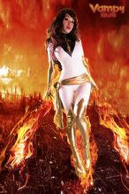 VampyBitMe - White Phoenix