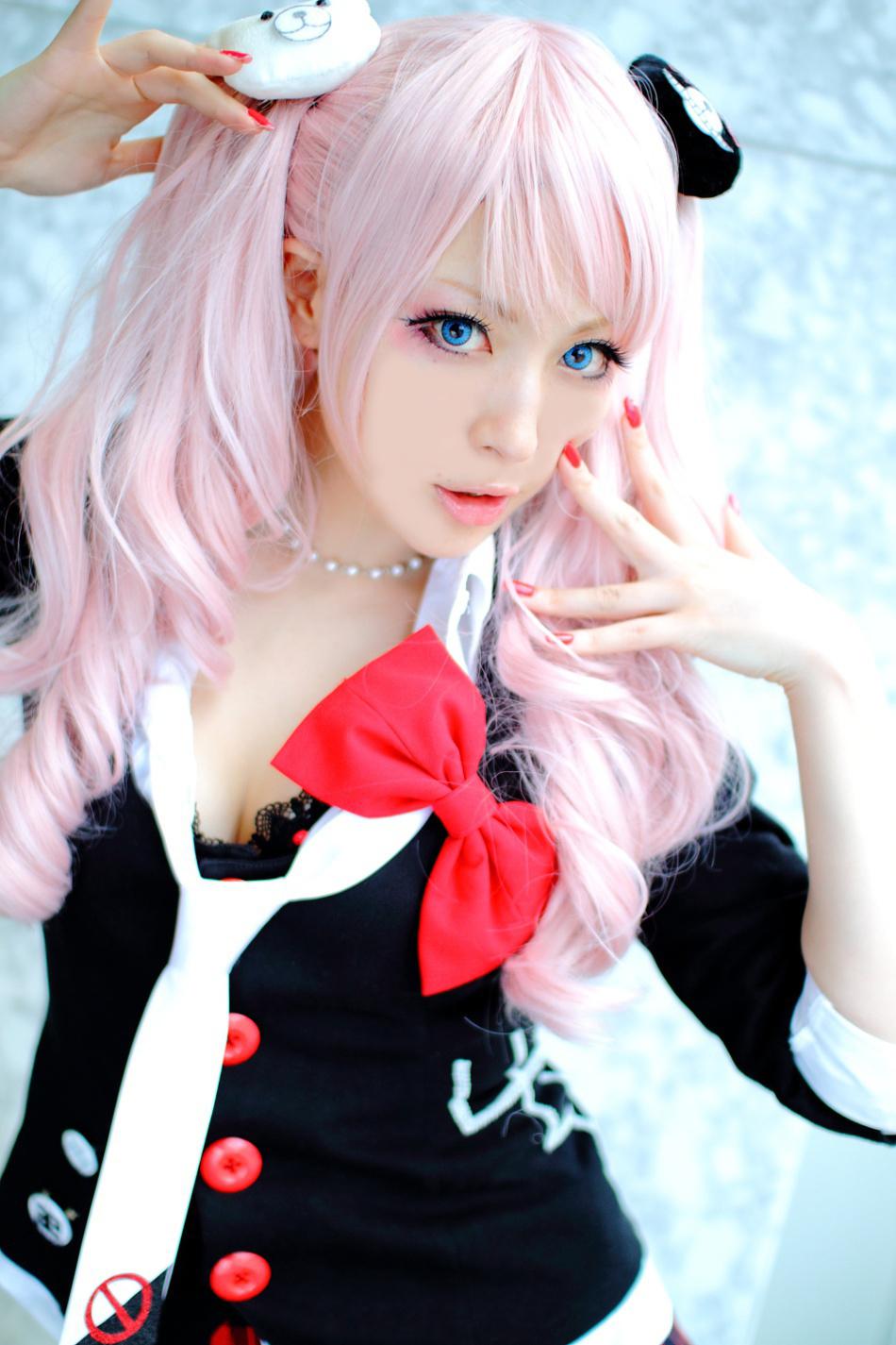 Junko Enoshima | The Cosplay Wiki | FANDOM powered by Wikia