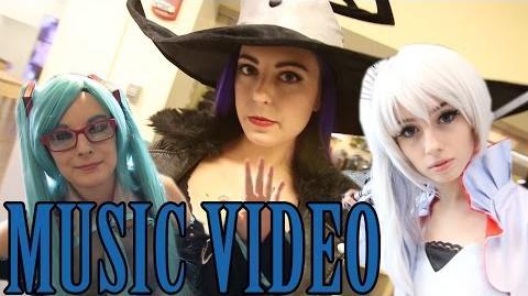 Ohayocon 2016 Cosplay Music Video