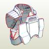 H3marine vrogy chest