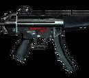 KM Sub-Machine Gun
