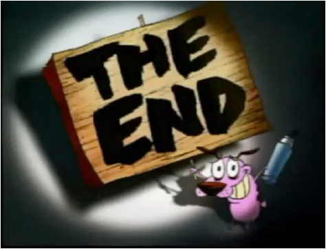 image   s1 end png courage the cowardly dog fandom