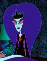 black puddle queen courage the cowardly dog fandom