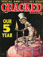 Cracked No 27