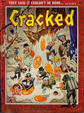Cracked No 6