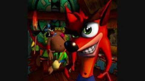 Crash Bandicoot 1 - Papu Papu Boss Music-0