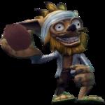 Crash Bandicoot Mind over Mutant Ratnician