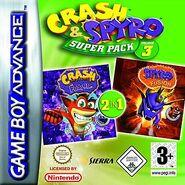 Crash and Spyro vol 3