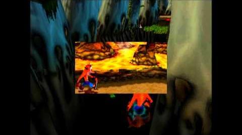 Crash Bandicoot 3 Warped Music - Prehistoric + Ambientation (Bone Yard)