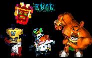 Evil team