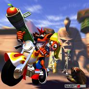 Crash con