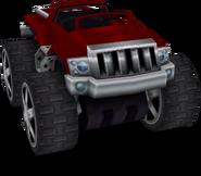 Crash Tag Team Racing Overcompensator
