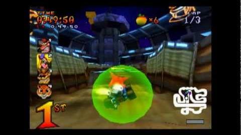 Tiny Arena - CTR Challenge - Crash Team Racing - 101% Playthrough (Part 36)