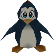 Crash 2 Penguin