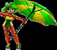Ami Bandicoot Crash Team Racing