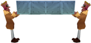 Crash Bandicoot 2 Cortex Strikes Back Parka Lab Assistants