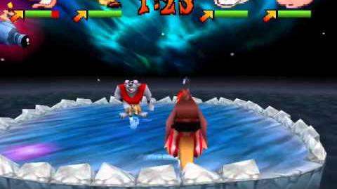 Crash Bash - 4 - Polar Panic - Trophy Challenge