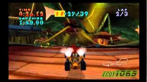 Crash Nitro Kart Walkthrough Part 8