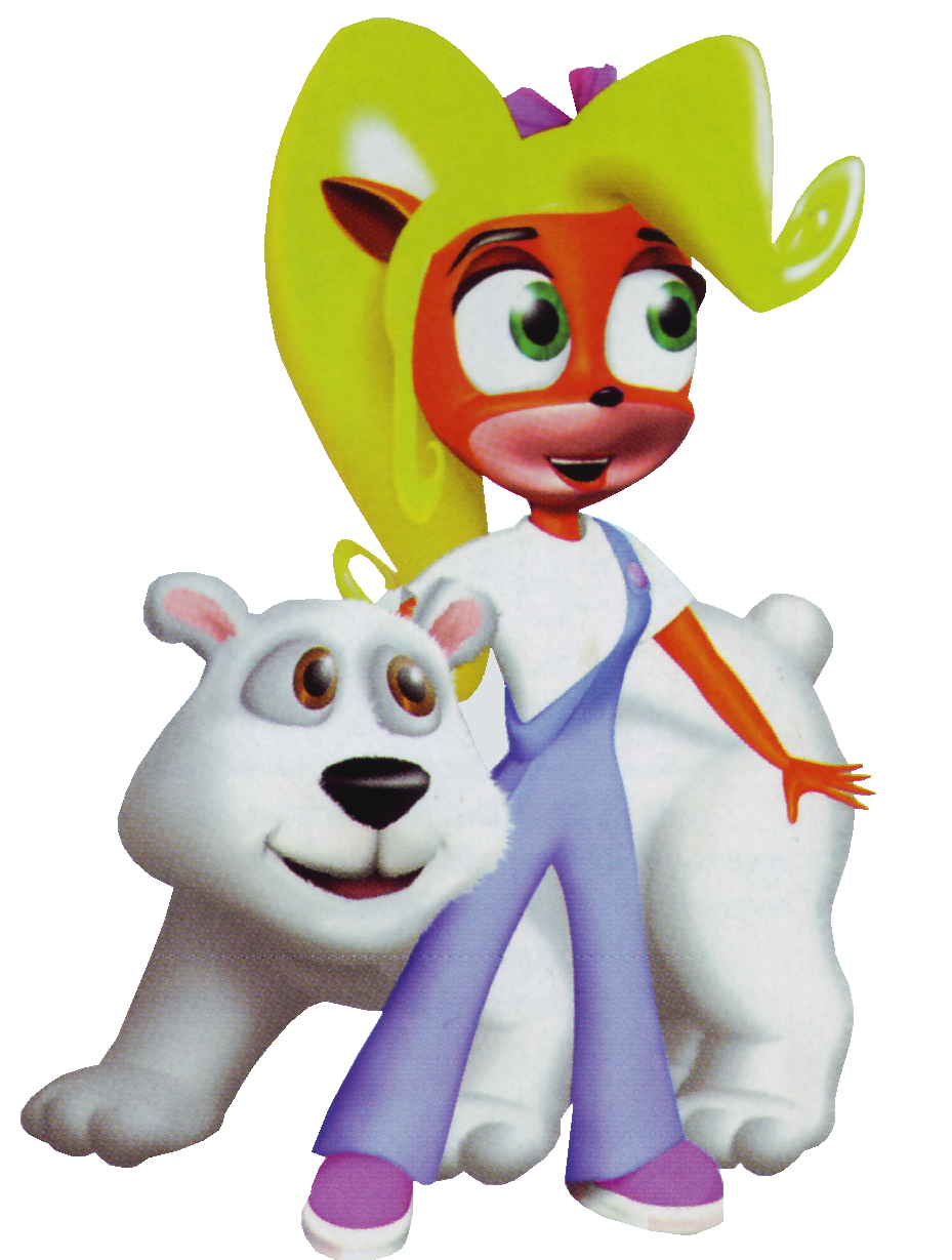 Crash Bandicoot Twinsanity Coco
