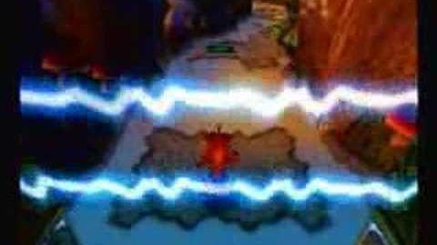 Crash Bandicoot 2 Boulder Glitch