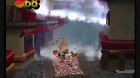 Crash Bandicoot The Wrath Of Cortex - 106% & All Platinums, Part 11 Tsunami-0