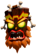 Crash Bandicoot N. Sane Trilogy Uka Uka