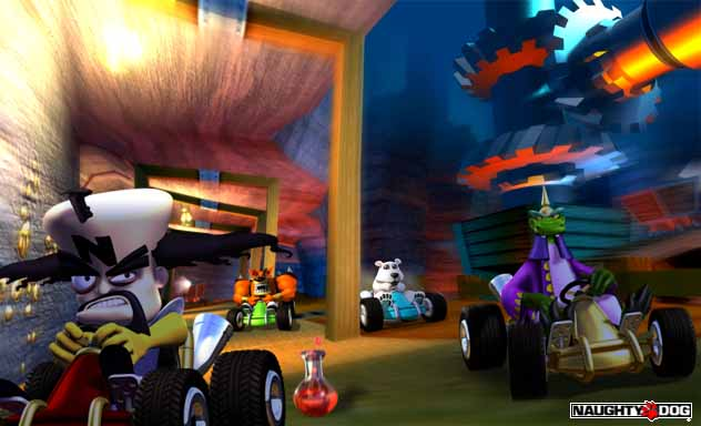 Crash Bandicoot Retrospective - Crash Team Racing | NeoGAF