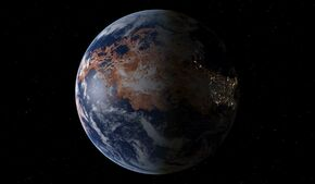 Mars the martians
