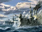 Centanium Warships