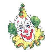 Smiling-joker-clown-tattoo-design