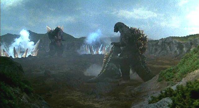 File:Little G hugs Godzilla while SpaceGodzilla watches.jpg