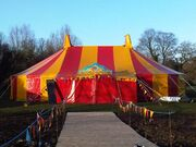 Circus-show-tent-Dorothy