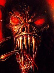 Red Eye Demon