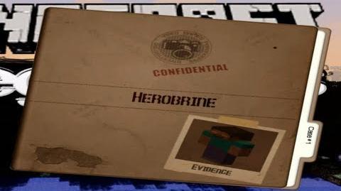 Minecraft Legends - Herobrine