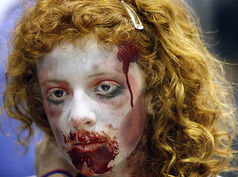 Zombie-girl 1450817i