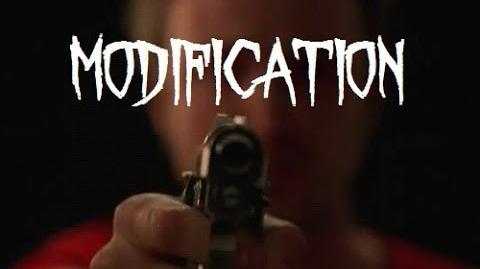 Modification - Creepypasta