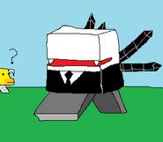 Slendy the cubivore by laserpotato-d5kgfyz