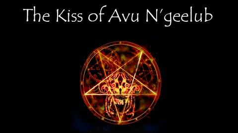 The Kiss of Avu N'geelub