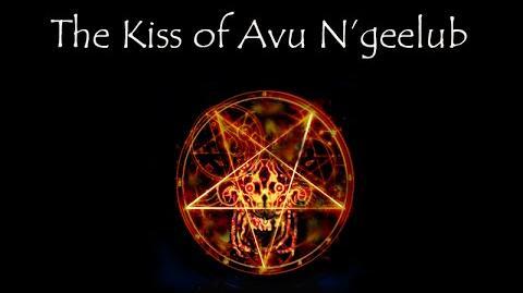 The Kiss of Avu N'geelub