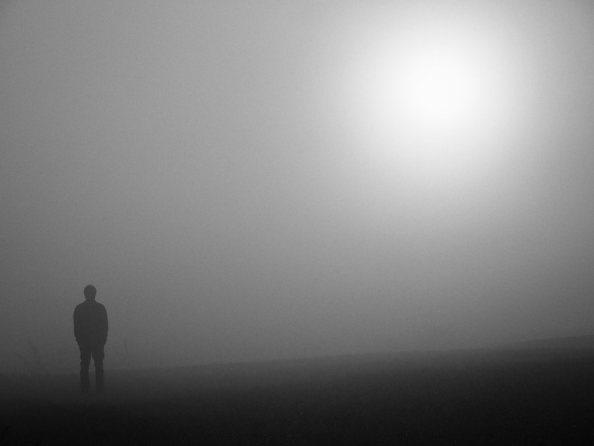 File:Man in the Fog.jpg