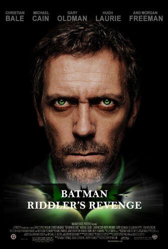 Batman Riddler s Revenge by xTimelordx