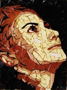 Young woman dramatic portrait-1389541439l